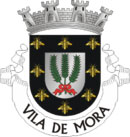 Brasão do município de Mora