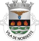 Brasão do município de Nordeste
