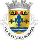 Brasão do município de Oliveira de Frades