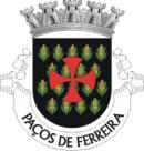 Brasão do município de Paços de Ferreira