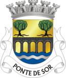 Brasão do município de Ponte de Sor