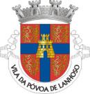 Brasão do município de Póvoa de Lanhoso