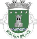 Brasão do município de Ribeira Brava