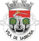 Brasão do município de Sabrosa