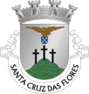 Brasão do município de Santa Cruz das Flores