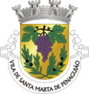 Brasão do município de Santa Marta de Penaguião