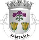 Brasão de Armas do Município de Santana