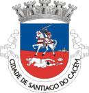 Brasão do município de Santiago do Cacém