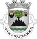 Brasão do município de São Brás de Alportel
