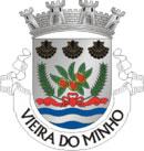 Brasão do município de Vieira do Minho