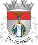 Brasão do município de Vila do Porto