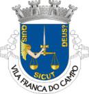 Brasão do município de Vila Franca do Campo