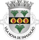 Brasão do município de Vila Nova de Famalicão