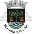 Brasão do município de Vila Nova de Foz Côa