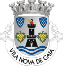 Brasão do município de Vila Nova de Gaia