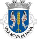 Brasão do município de Vila Nova de Paiva