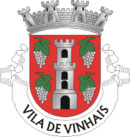 Brasão do município de Vinhais