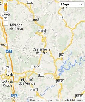 mapa de portugal castanheira de pera Gerry Weber Portugal   Confecções, Lda. em Castanheira de Pêra mapa de portugal castanheira de pera