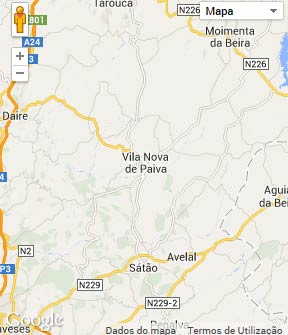 mapa vila nova de paiva Finanças de Vila Nova de Paiva (NIF 600084779) mapa vila nova de paiva