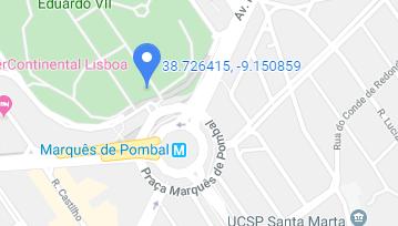 saber as coordenadas no Google Maps