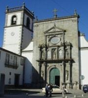 Igreja de São Domingos - Viana do Castelo detalhes