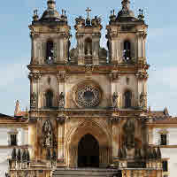 Mosteiro de Alcobaça detalhes
