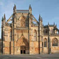 Mosteiro da Batalha detalhes