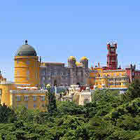 imagem de Palácio Nacional da Pena